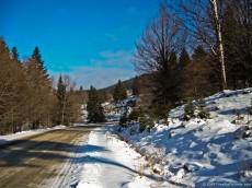 Snow Route