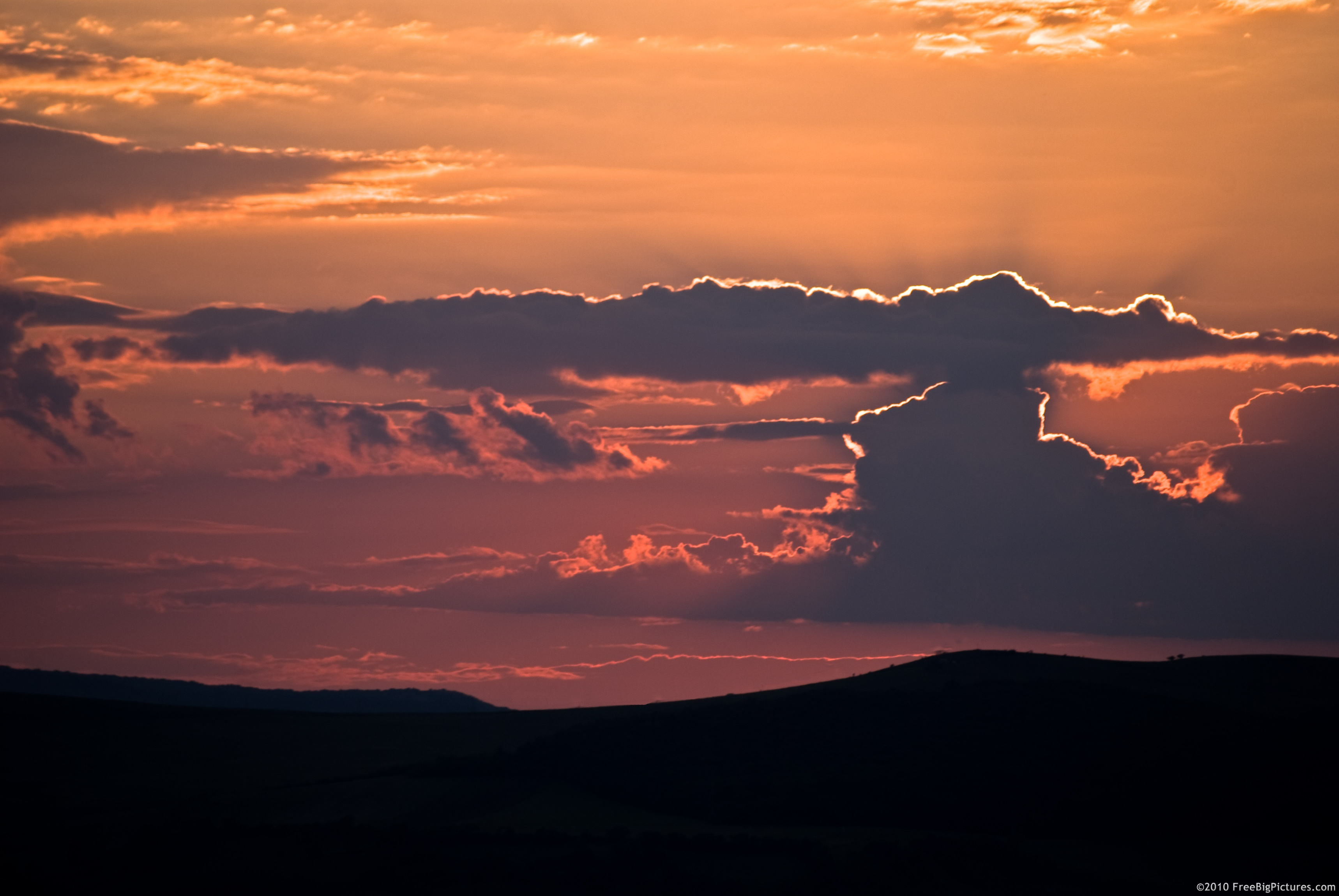 Image Gallery twilight sky