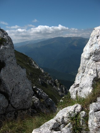 Piatra Craiului - Massif in the Southern Carpathians